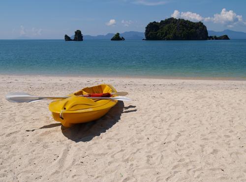 An Introduction to Kayaking