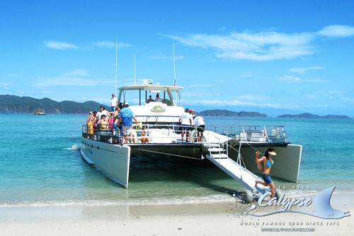Calypso Island Cruises