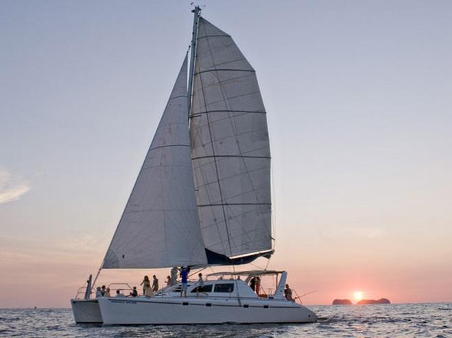 panache catamaran