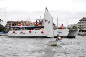 La Fragata sailing club