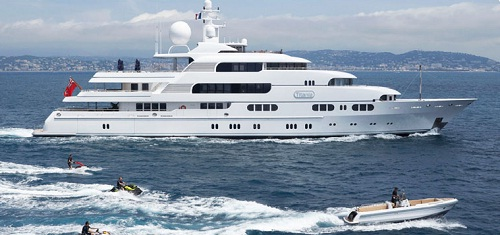 Infinity Yacht Charters