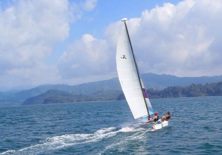 Hobie Cat Adventures Costa Rica Sailing