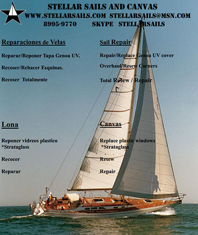 Stellar Sails and Canvas